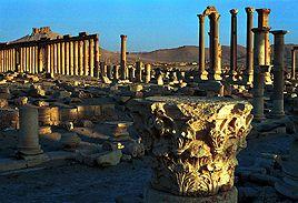 ruines de Palmyre