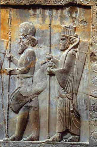 La Perse, vers l'empire universel