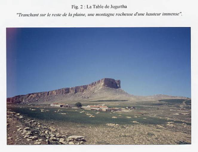 Table de Jugurtha